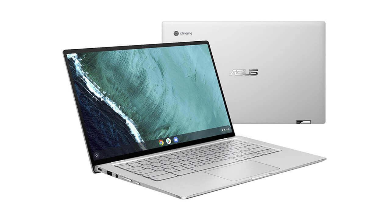 「Chromebook Flip C434TA」が国内で発売