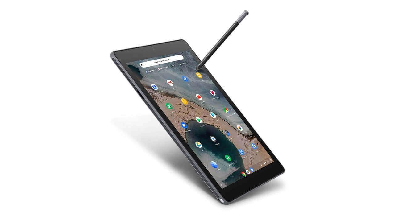 米Amazonの「ASUS Chromebook Tablet CT100」が数週間以内入荷に更新、間もなく発売?