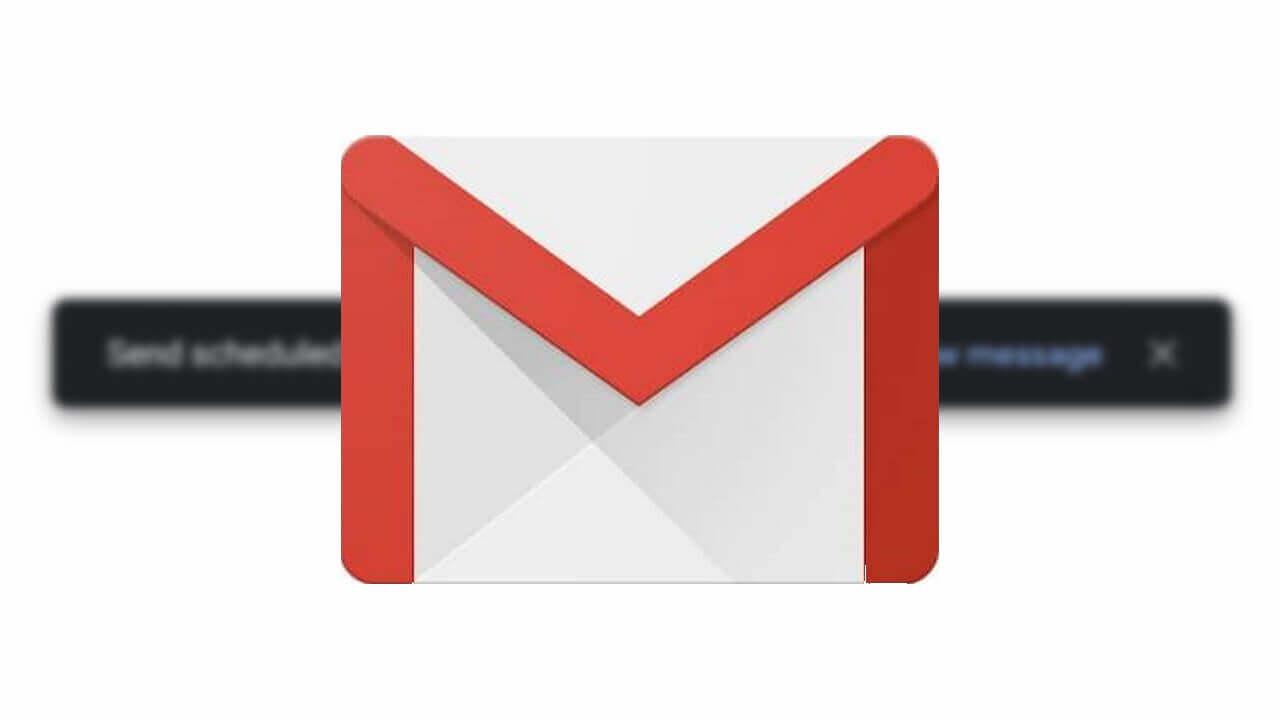 「Gmail」が送信予約をサポート