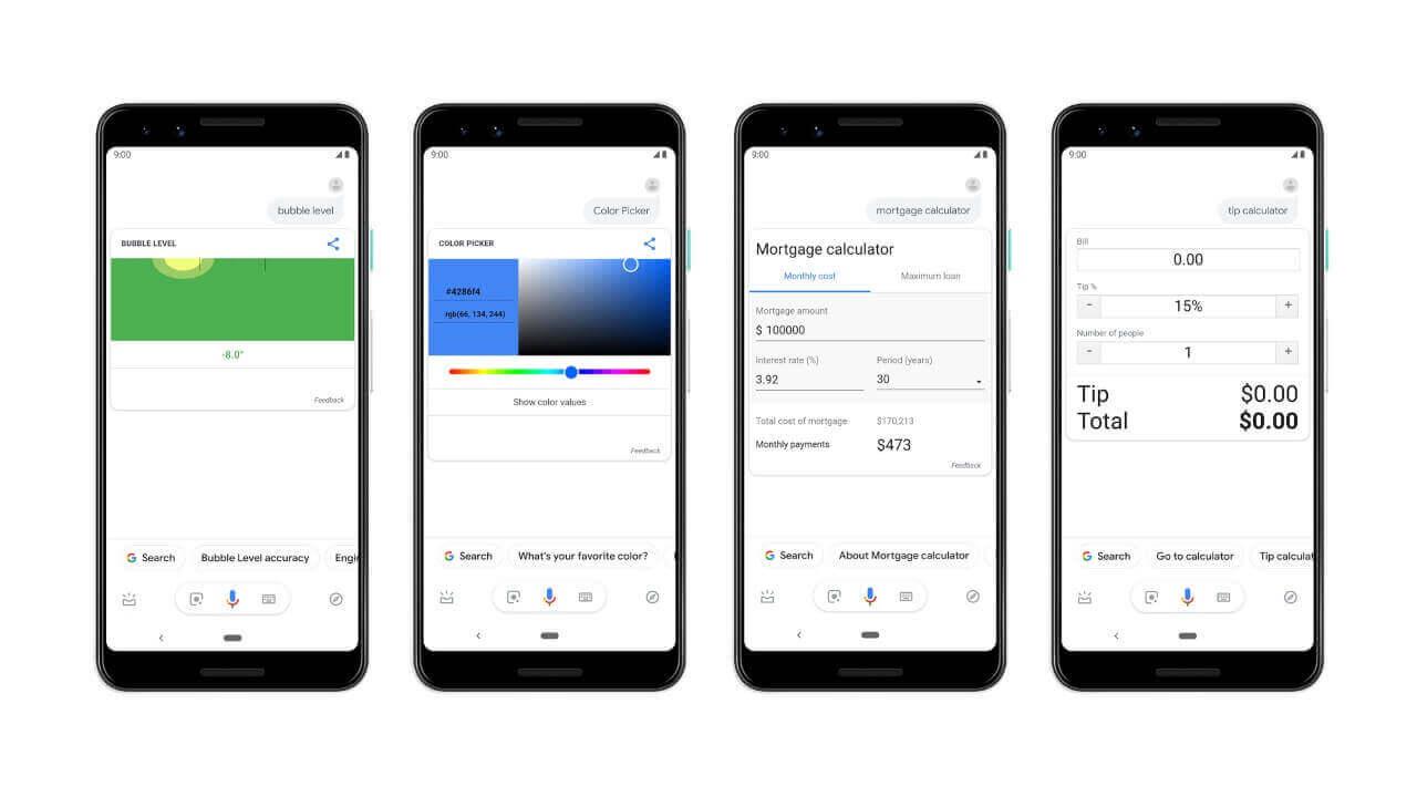 Android版「Google アシスタント」が刷新、便利ツールも利用可能に