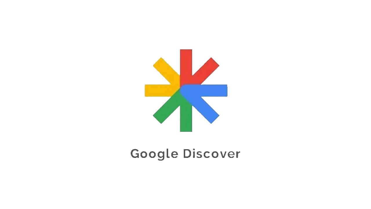「Google Discover」キーワードタグがメニュー内に移動