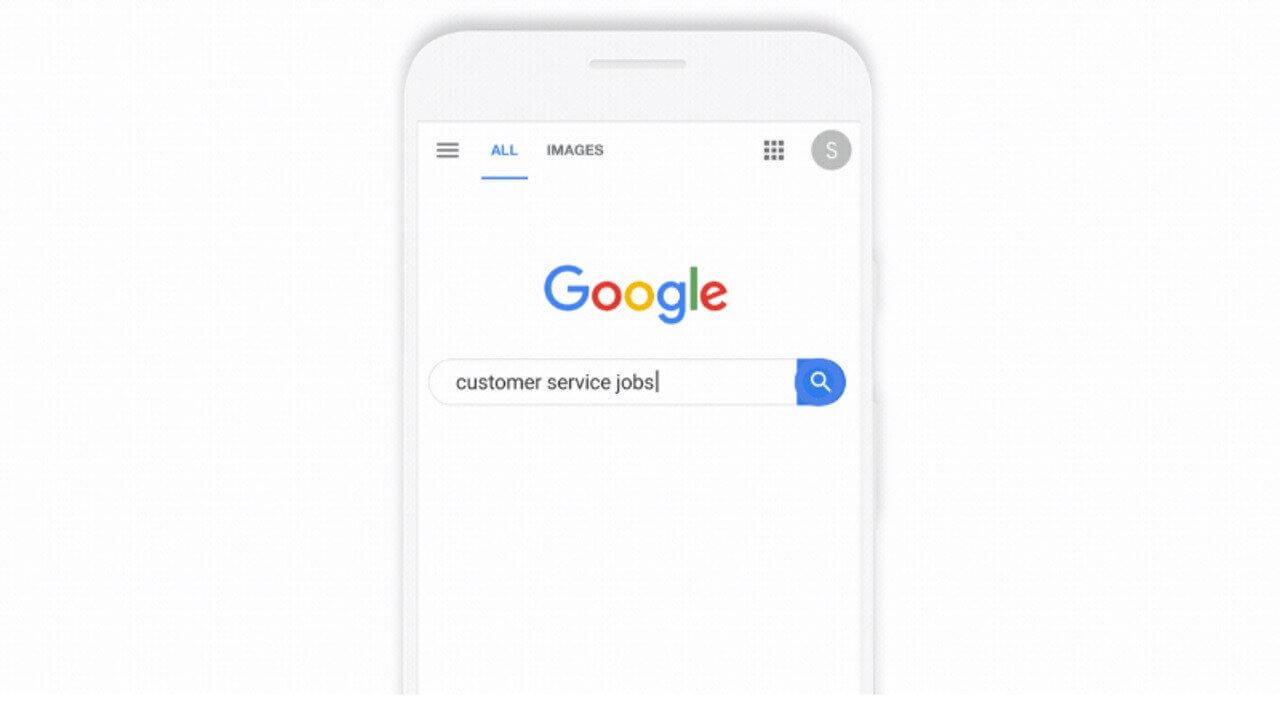 「Google しごと検索」が在宅勤務求人の絞り込みに対応、まずは米国から