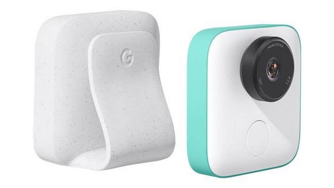 「Google Clips」が米Amazonで$149、直輸入可能