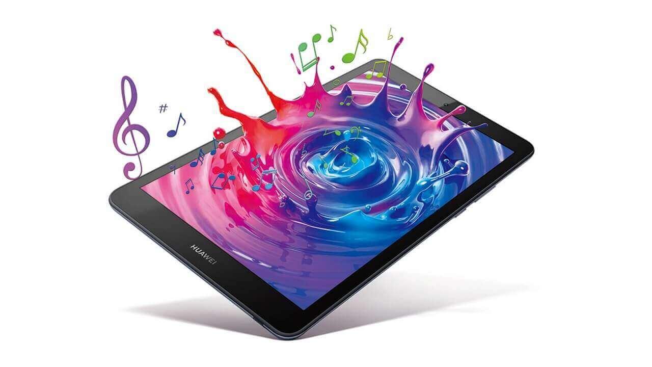 8インチタブレット「Huaweie MediaPad M5 lite」国内発売