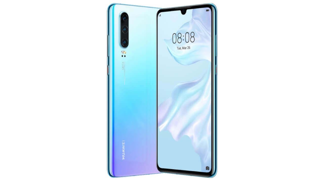 Amazon、販売停止していた「Huawei P30/P30 lite」などを改めて発売
