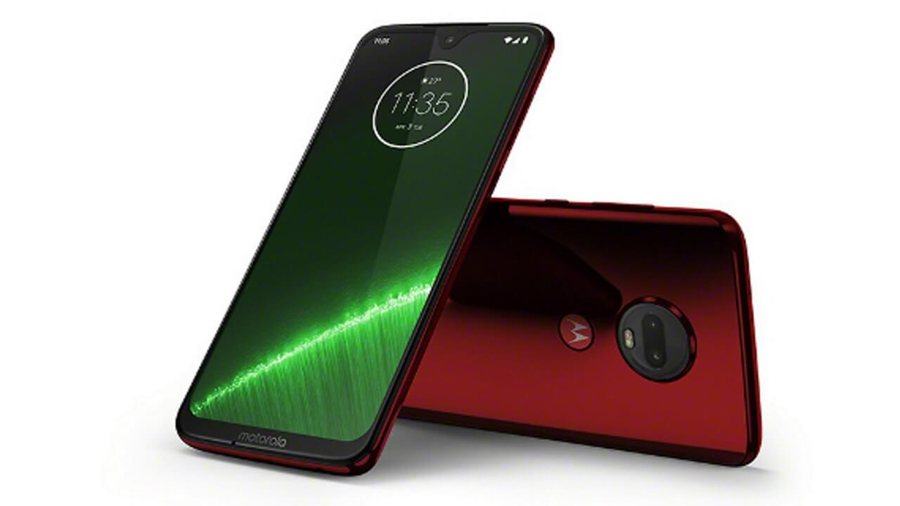 国内版「Moto G7/G7 Plus/G7 Power」発売