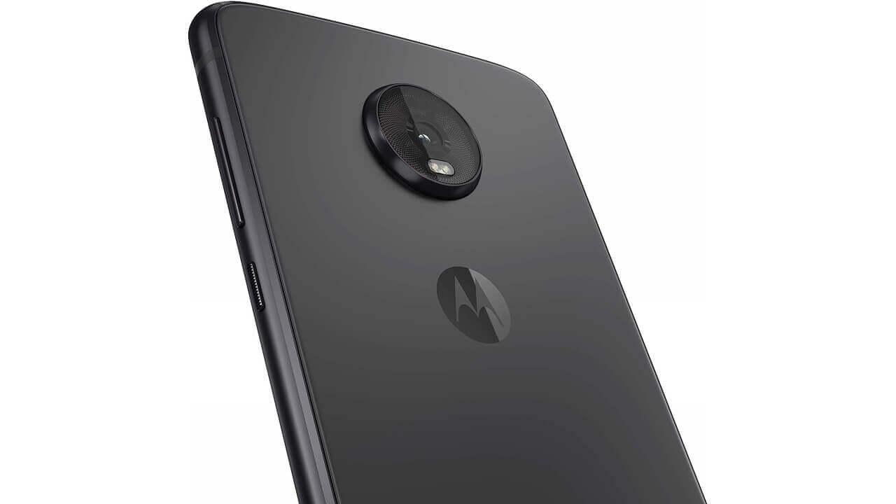 未発表「Motorola Moto Z4」がフライング発売