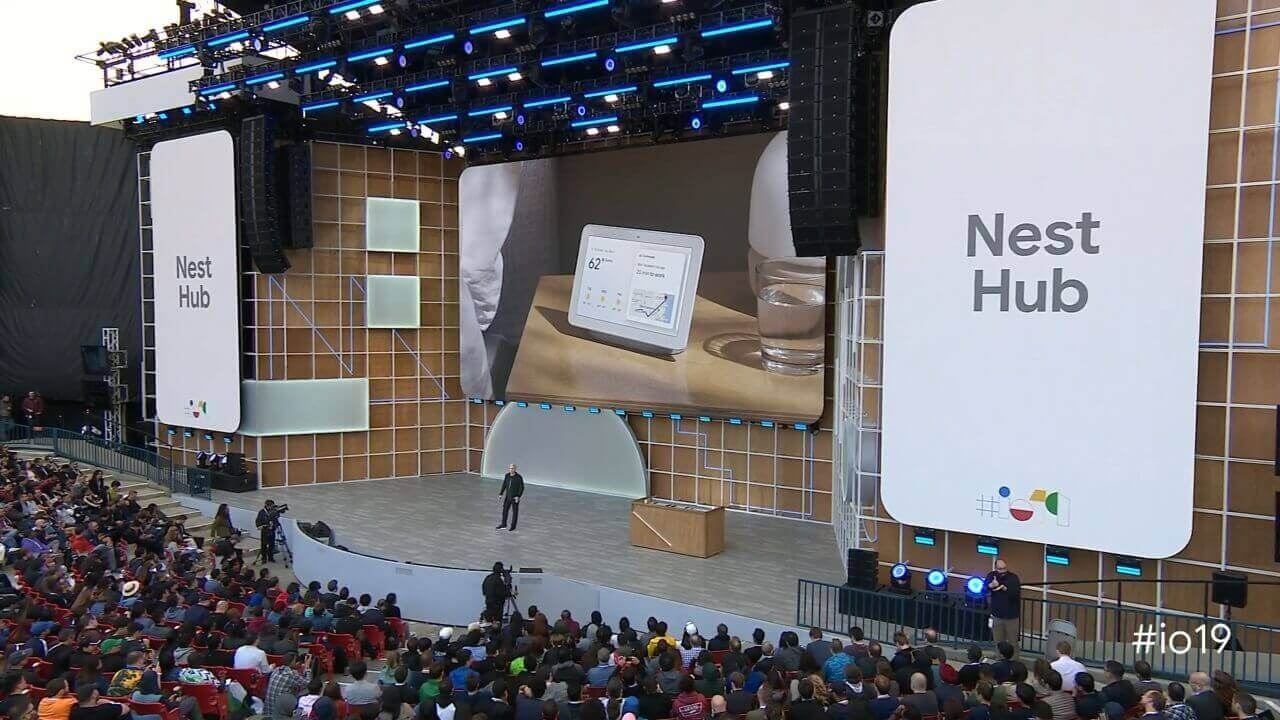 「Google Home Hub」改め「Google Nest Hub」日本投入発表