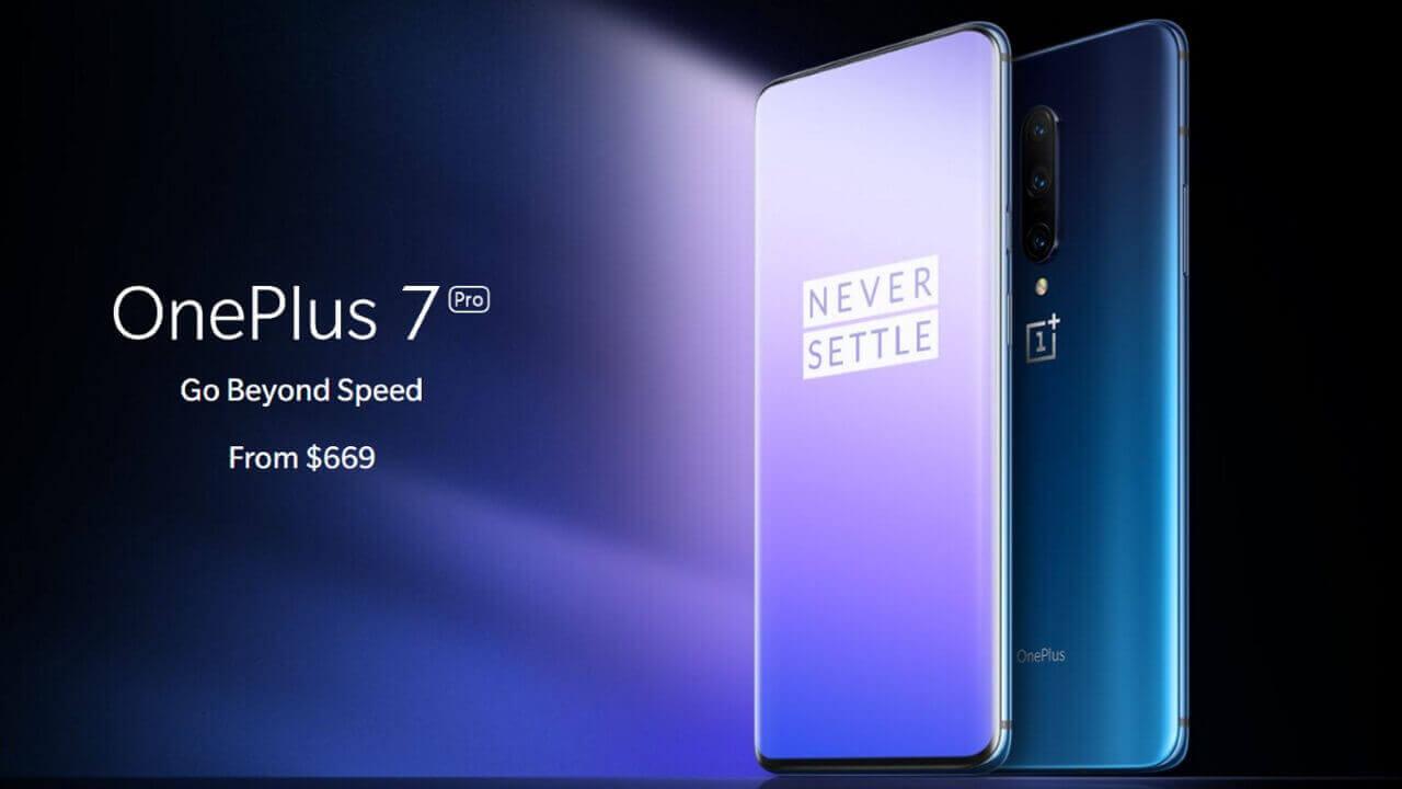 1ShopMobileに「OnePlus 7 Pro」が入荷、12GB RAMモデルもあり