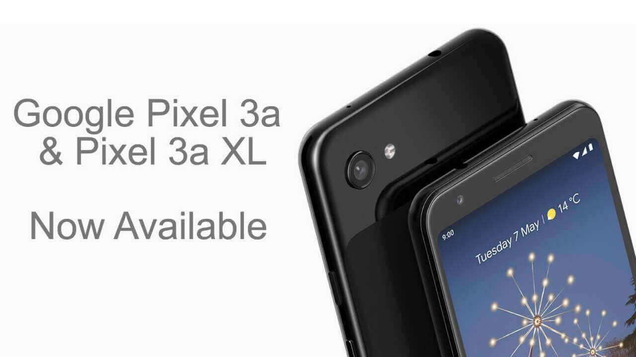 CloveにeSIM対応「Pixel 3a」が入荷