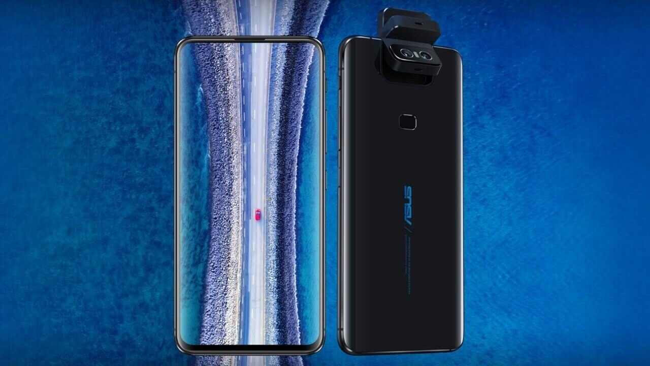 ASUS、2019年新フラッグシップ「ZenFone 6」発表