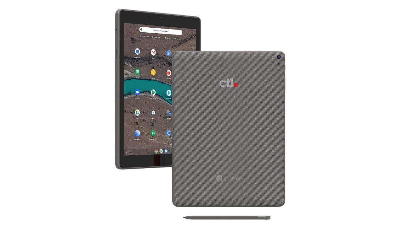 「CTL Chromebook Tab Tx1」米Amazonに再登場