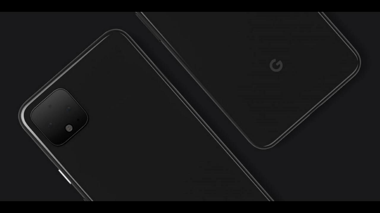 Google、なんと「Pixel 4」を早くも公式公開