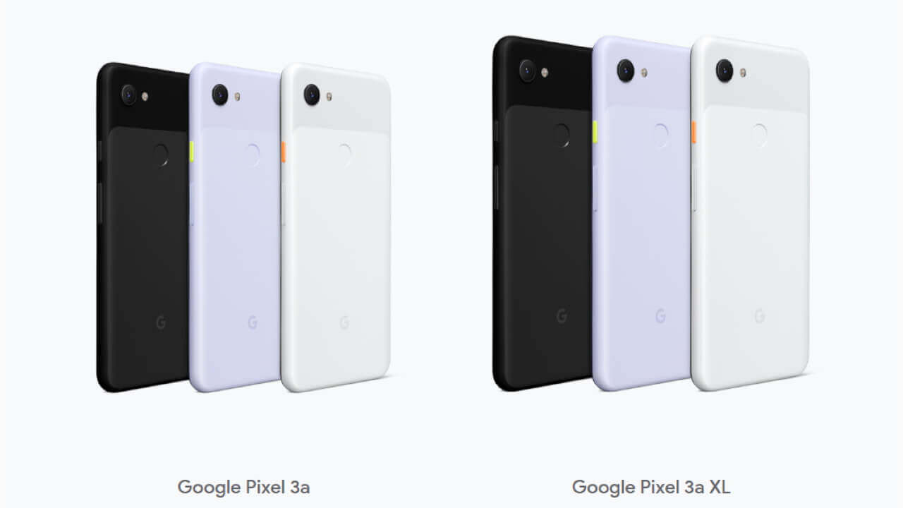 「Pixel 3a/3a XL」が早くも$100引き、しかも「Google Home Mini」付