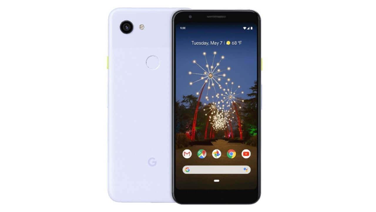 Googleストアで「Pixel 3a」お友達紹介キャンペーン開始、5,500円引きで購入できるチャンス