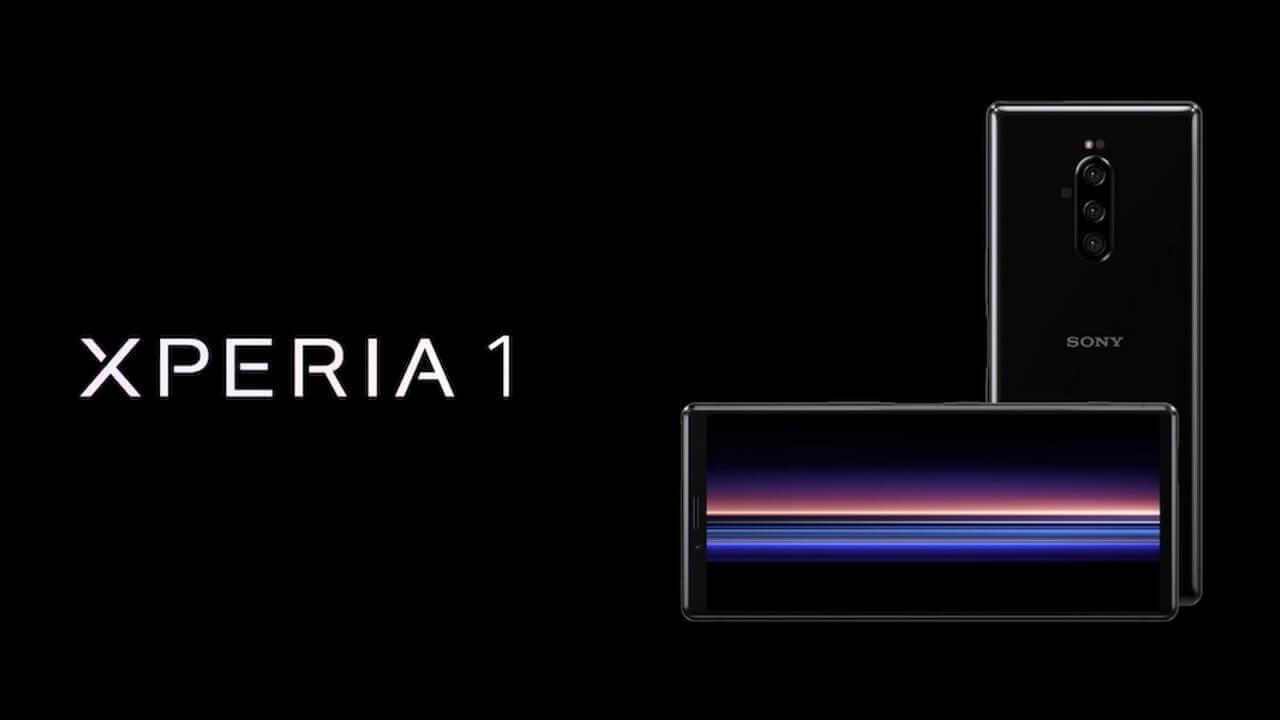 1ShopMobileにデュアルSIM版「Xperia 1」入荷
