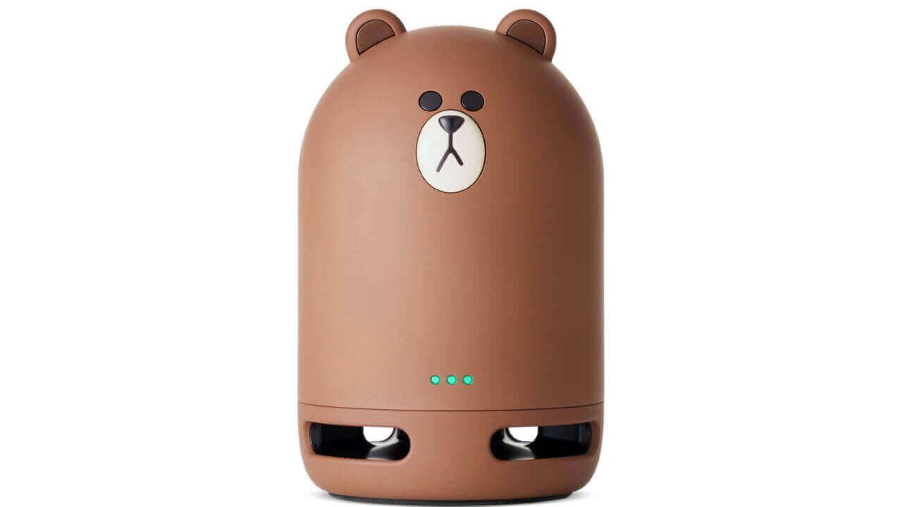ビックカメラ売つくしセールに「Clova Friends mini BROWN」が登場
