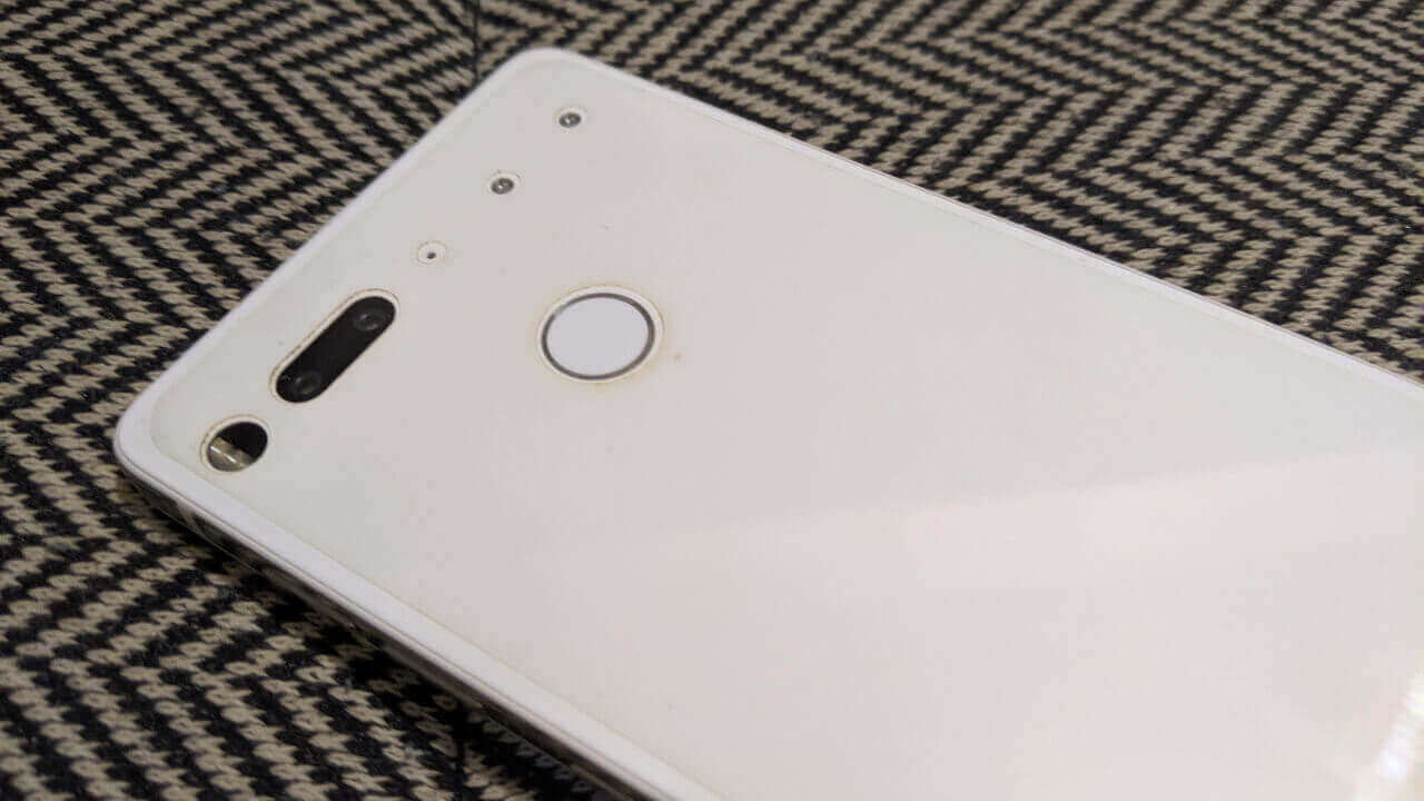 「Essential Phone」に2019年7月のセキュリティアップデートが配信