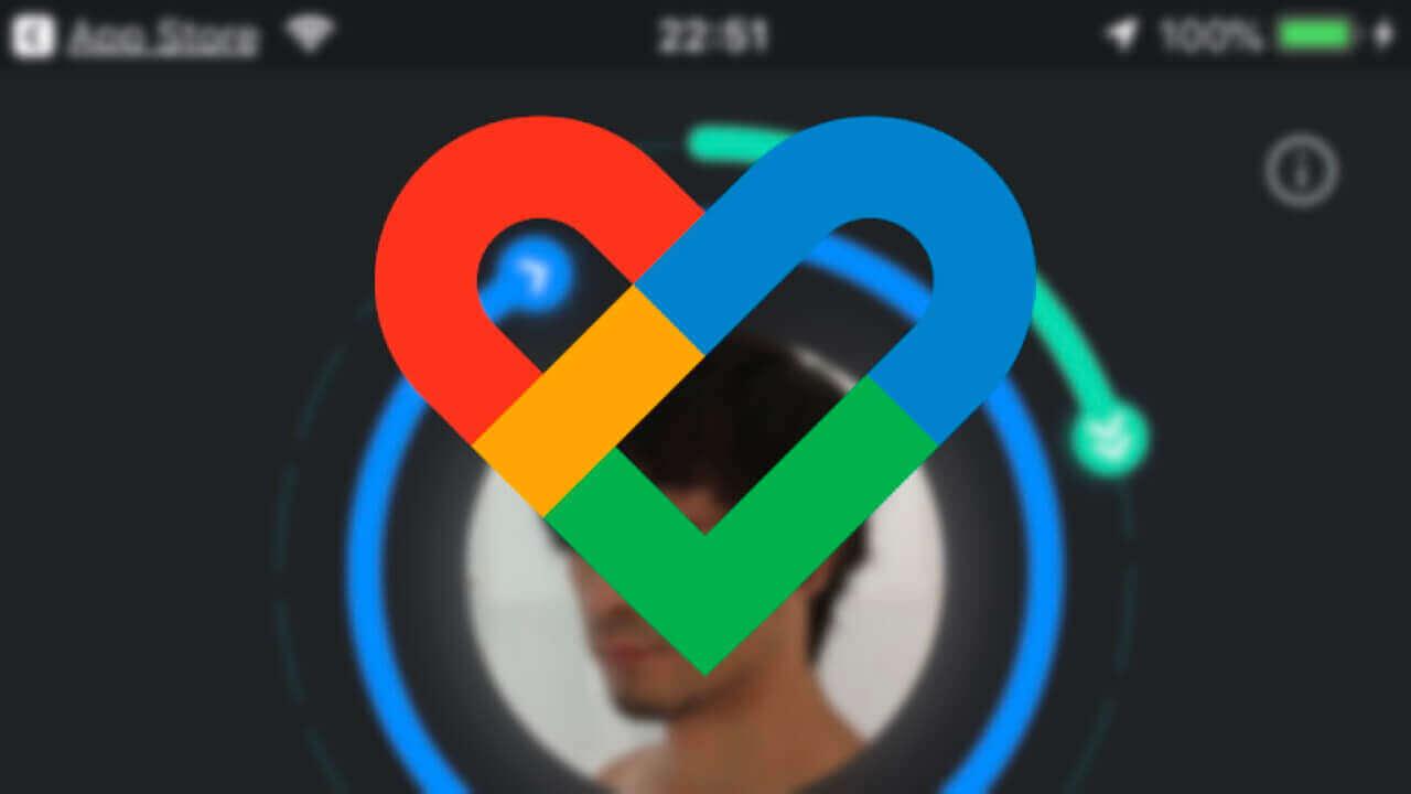 iOS「Google Fit」がダークモードをサポート