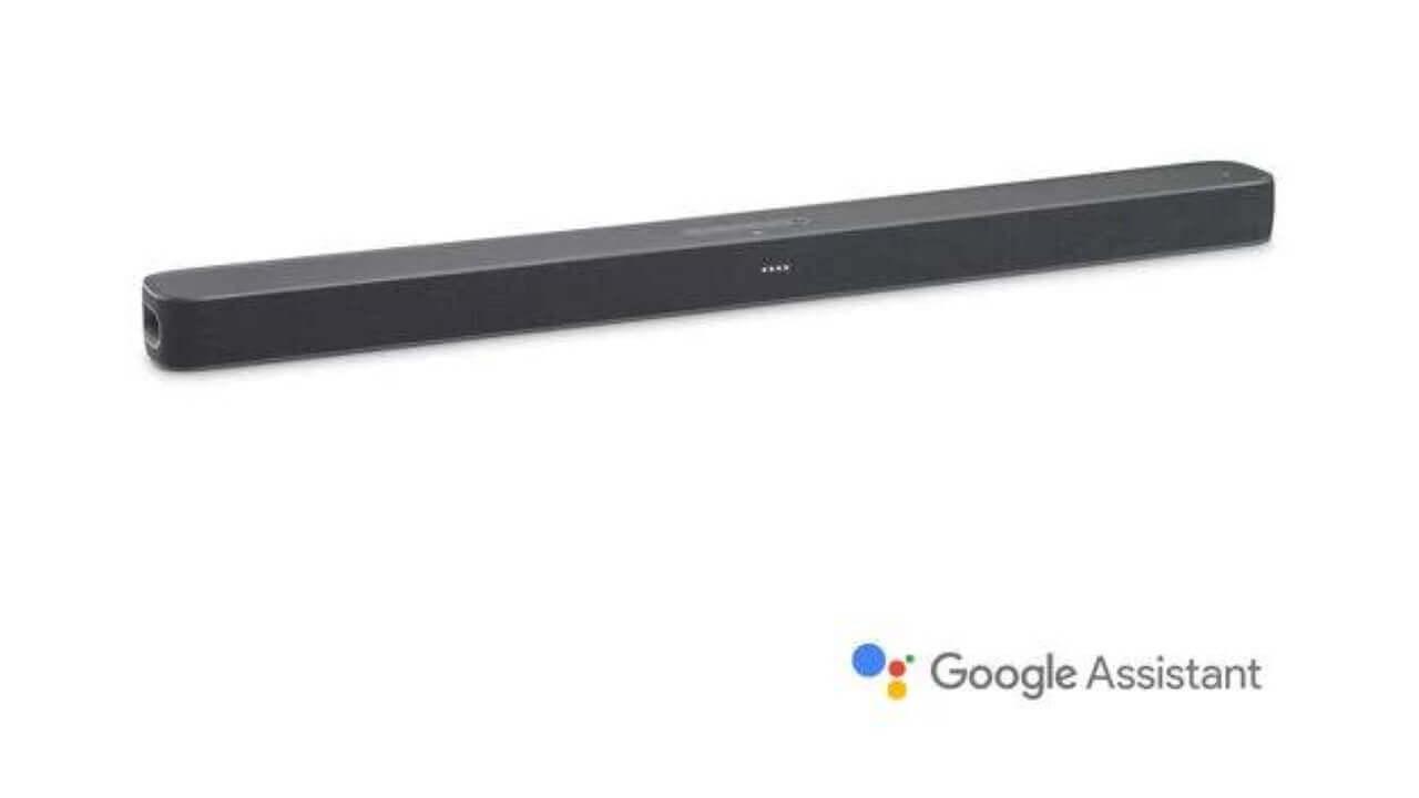 Android TV搭載サウンドバー「JBL LINK BAR」がようやく発売