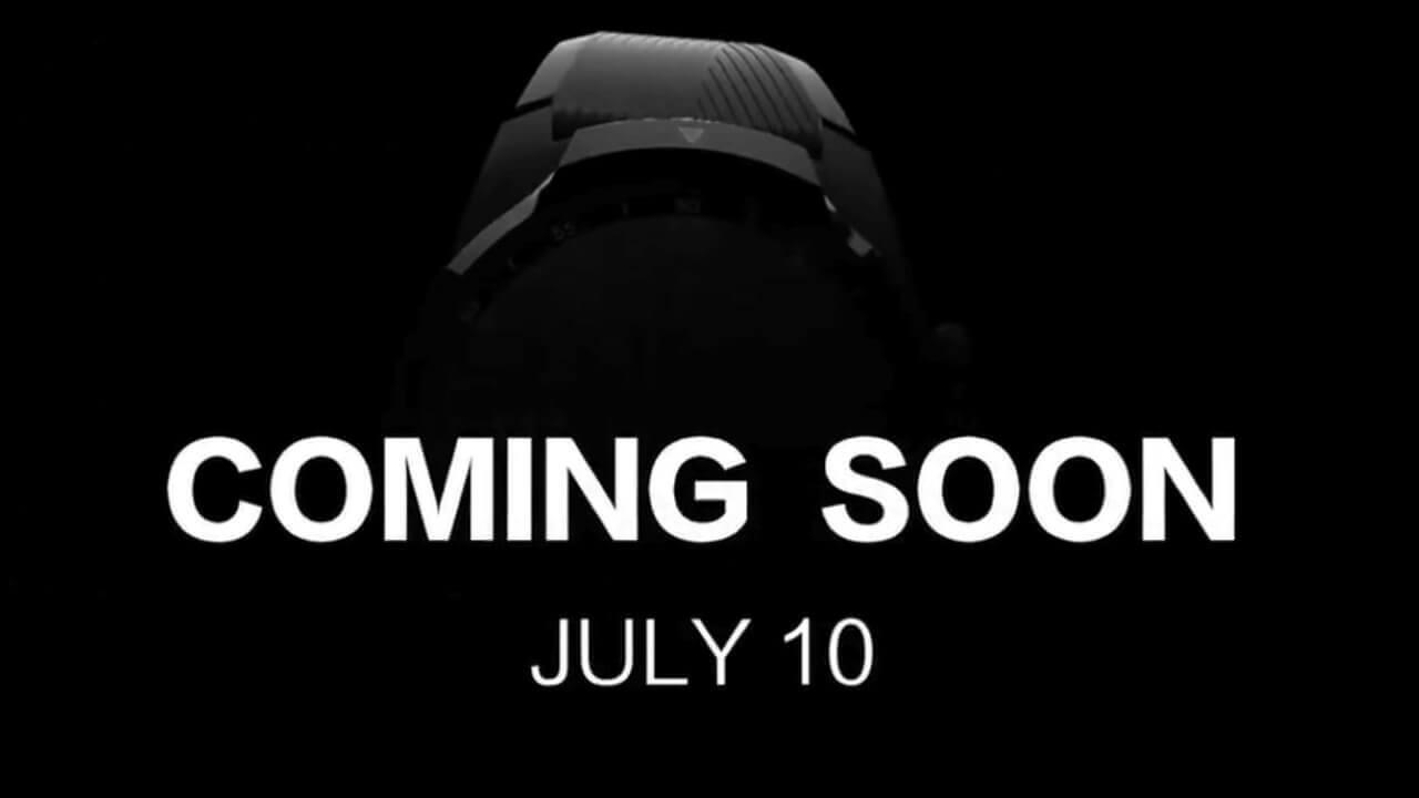 Mobvoi、7月10日に新型TicWatch発表へ