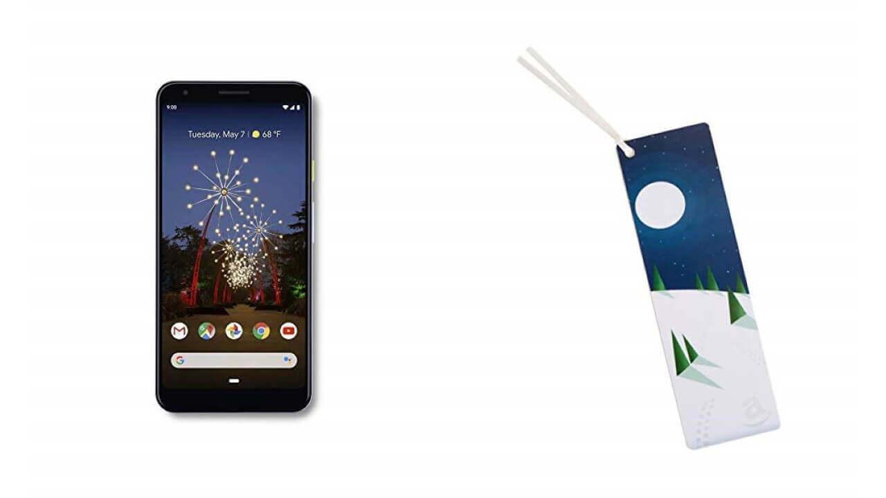 米AmazonのeSIM版「Pixel 3a」+$100ギフトカード付が復活?