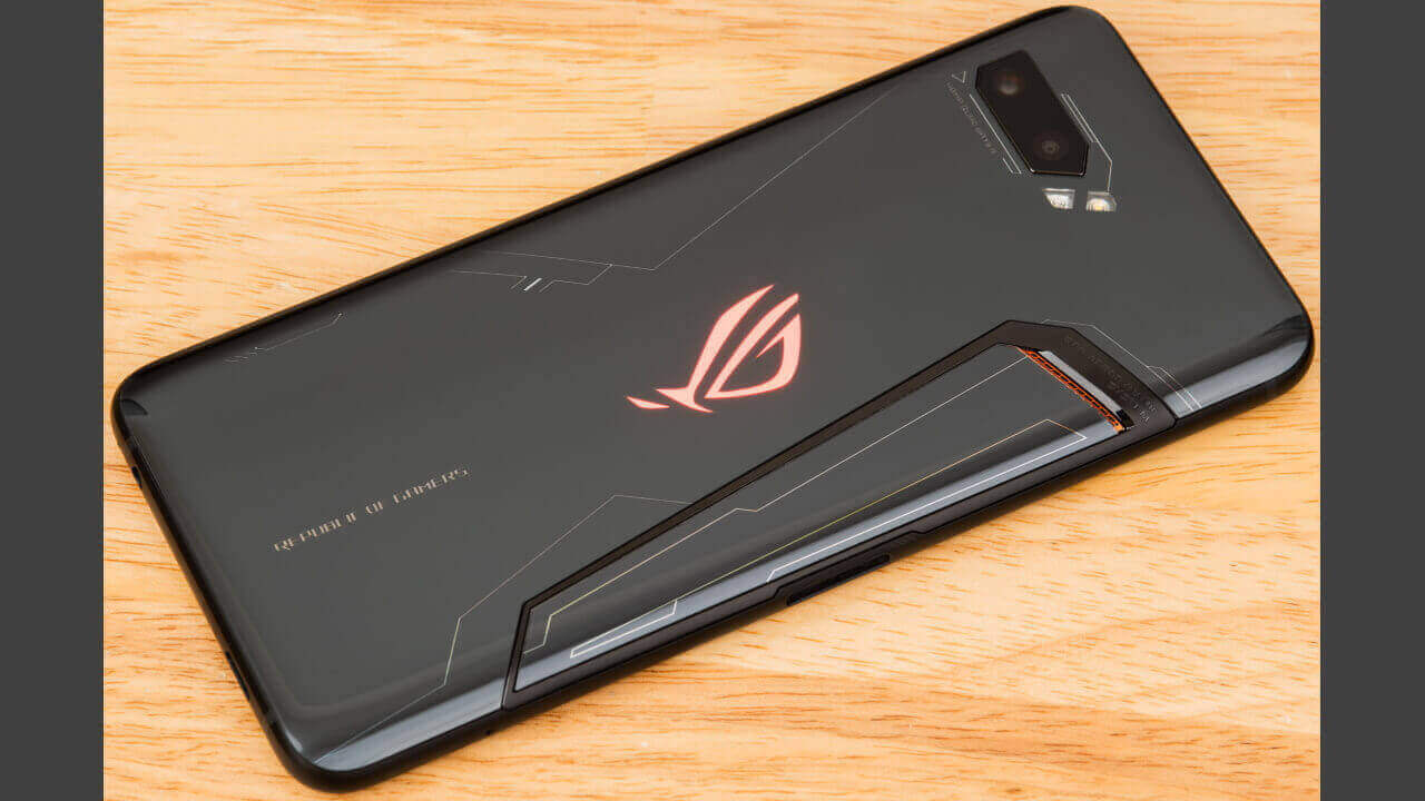 ASUS、Snapdragon 855+搭載新世代「ROG Phone II」正式発表