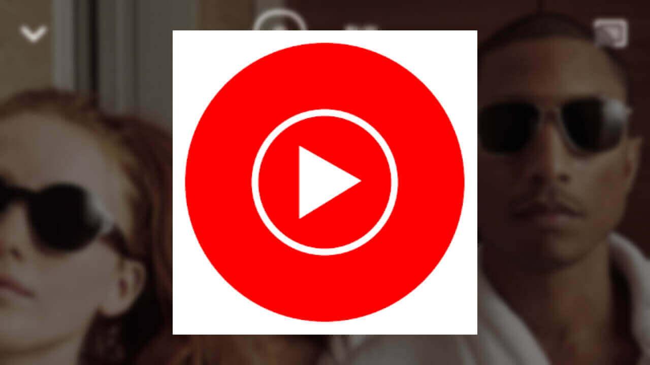 「YouTube Music」アプリに動画のシームレス切り替えボタンが追加