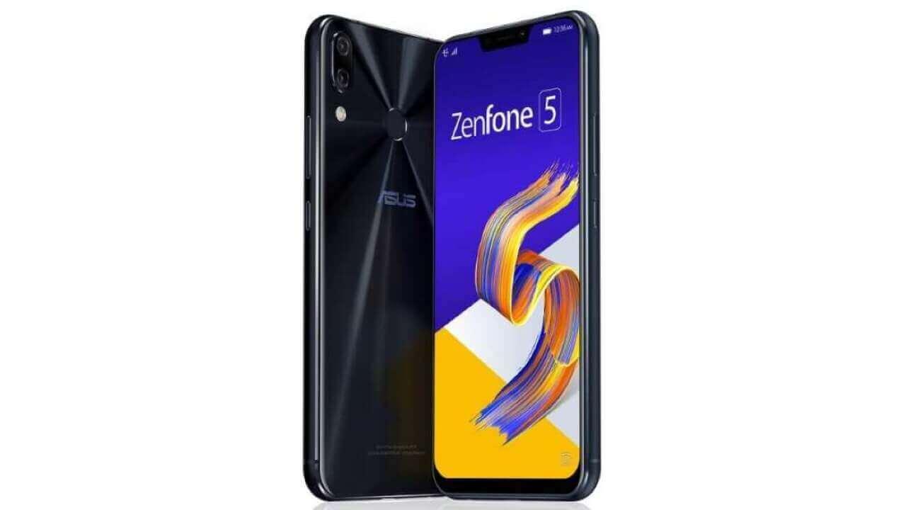 「ZenFone 5」が超特価【Amazonタイムセール祭り】