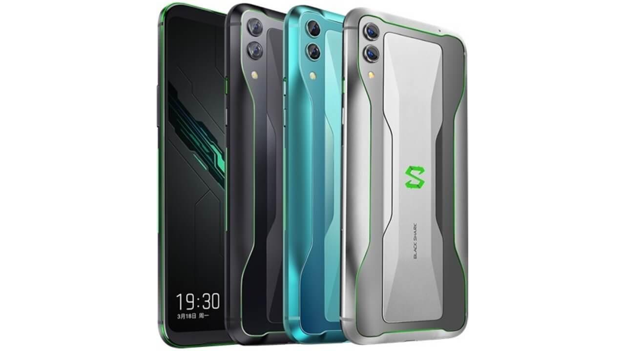 国内版「Black Shark 2」6GB RAMモデル、8月31日より順次出荷開始
