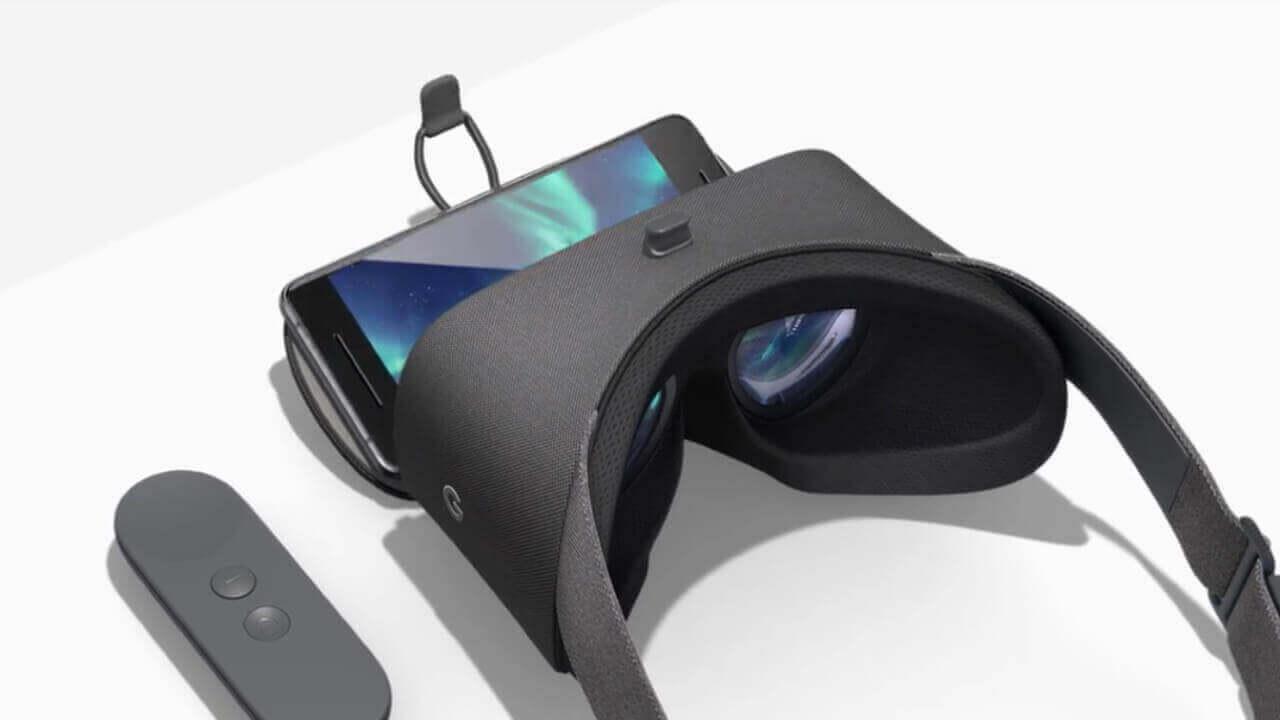 イオシスがGoogle VRゴーグル「Daydream View」を超特価販売中