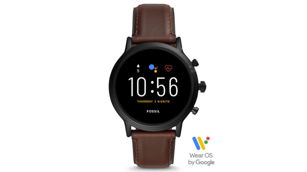 第5世代Wear OS「Fossil The Carlyle/Julianna HR」Amazonで早くも値下げ