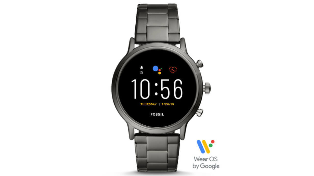 米Amazonで第5世代Wear OS「Fossil The Carlyle/Julianna HR」追加発売