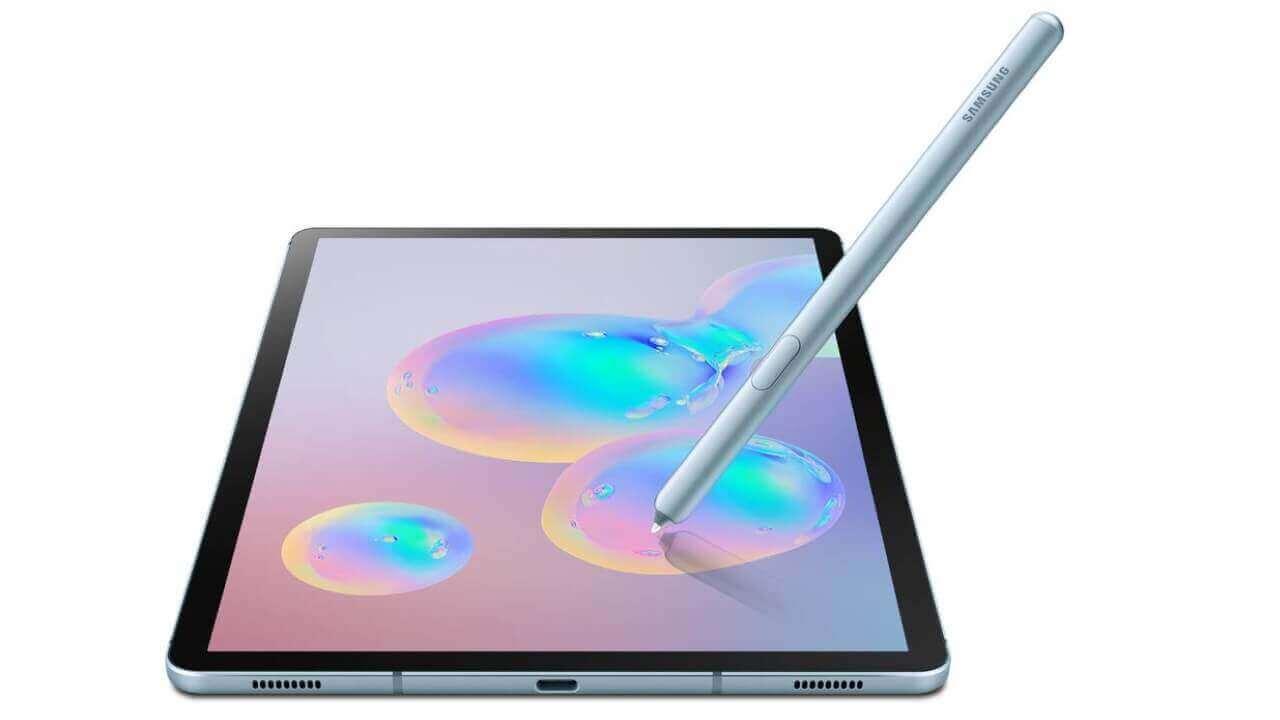 米Amazonで「Galaxy Tab S6」予約開始、8月9日発売予定