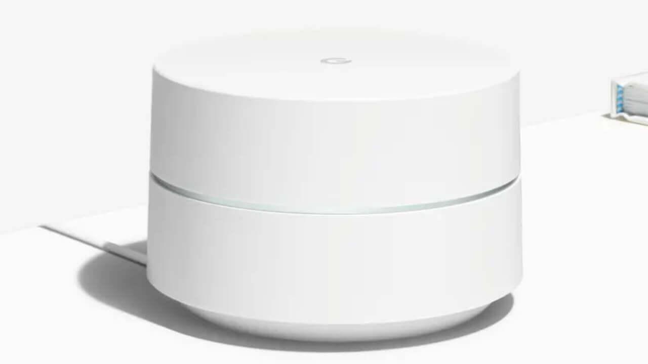 Googleストア「Google Wifi」単体を5,000円値下げ【9月30日まで】