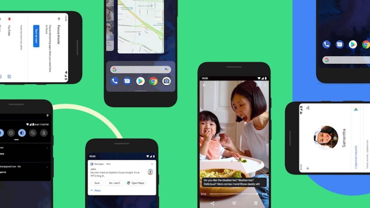 Google、「Android 10」公式提供開始