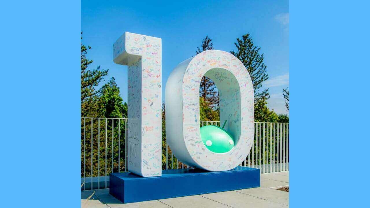 「Android 10」充電時の音とバイブレーションをOFFに設定する方法