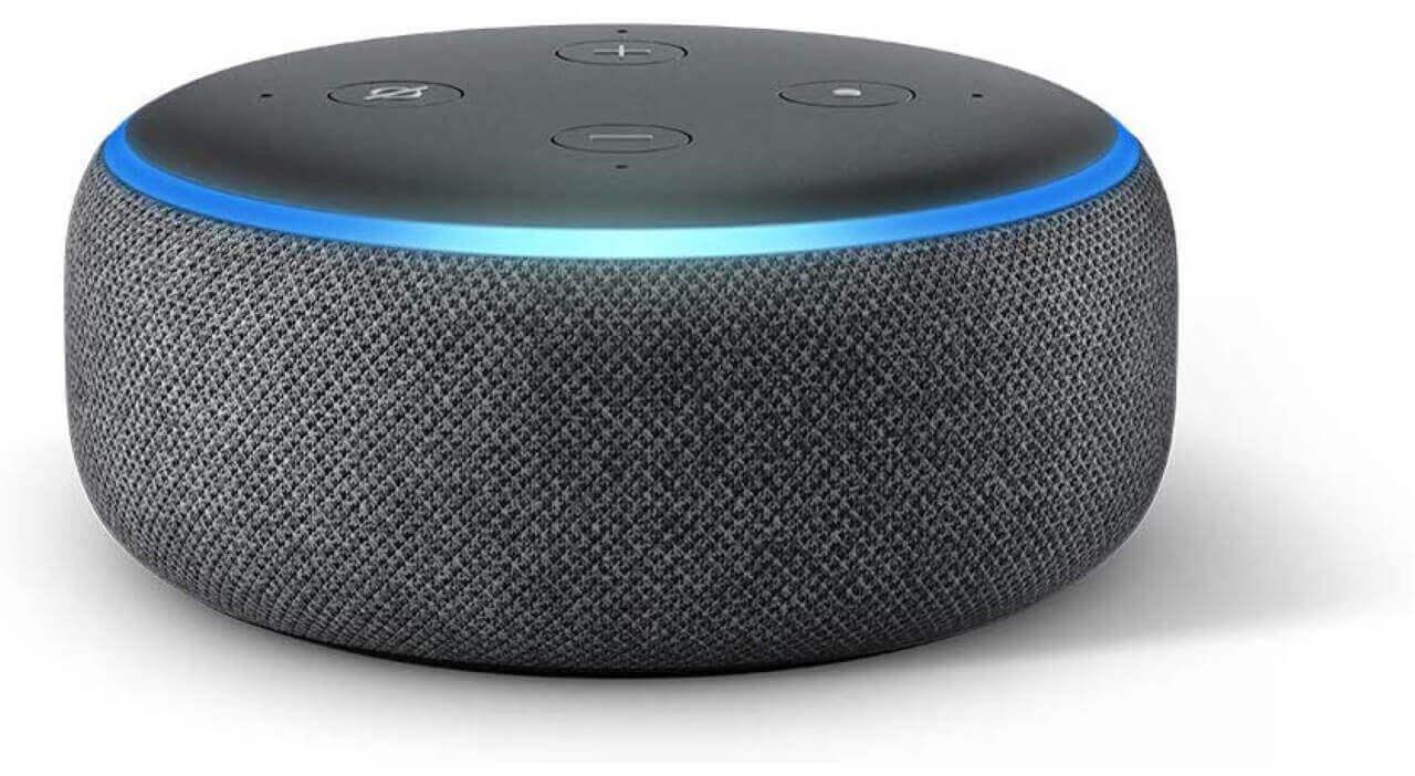 セット購入で第3世代「Echo Dot」が99円【Amazonタイムセール祭り】