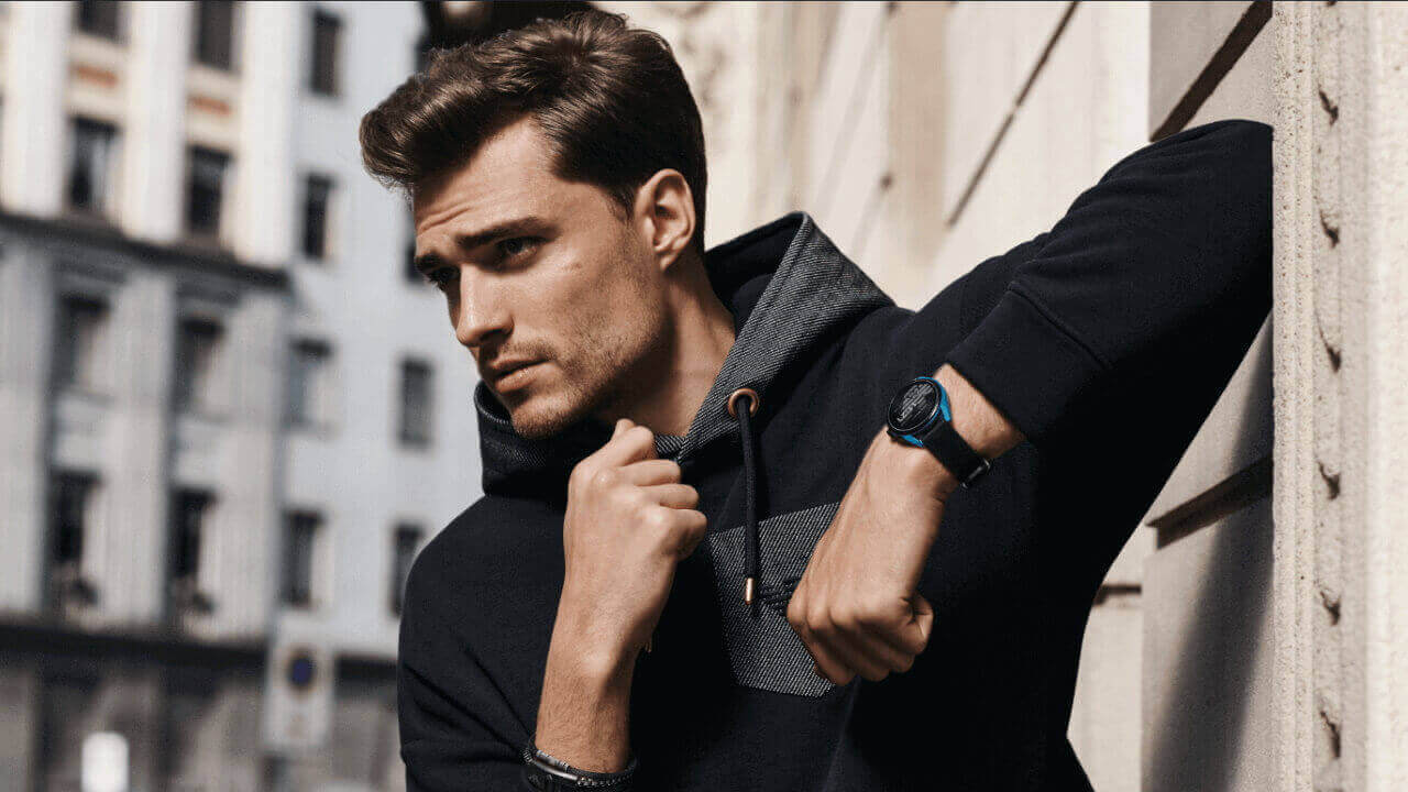 Wear 3100搭載新型Wear OS「EMPORIO ARMANI Connected」発表