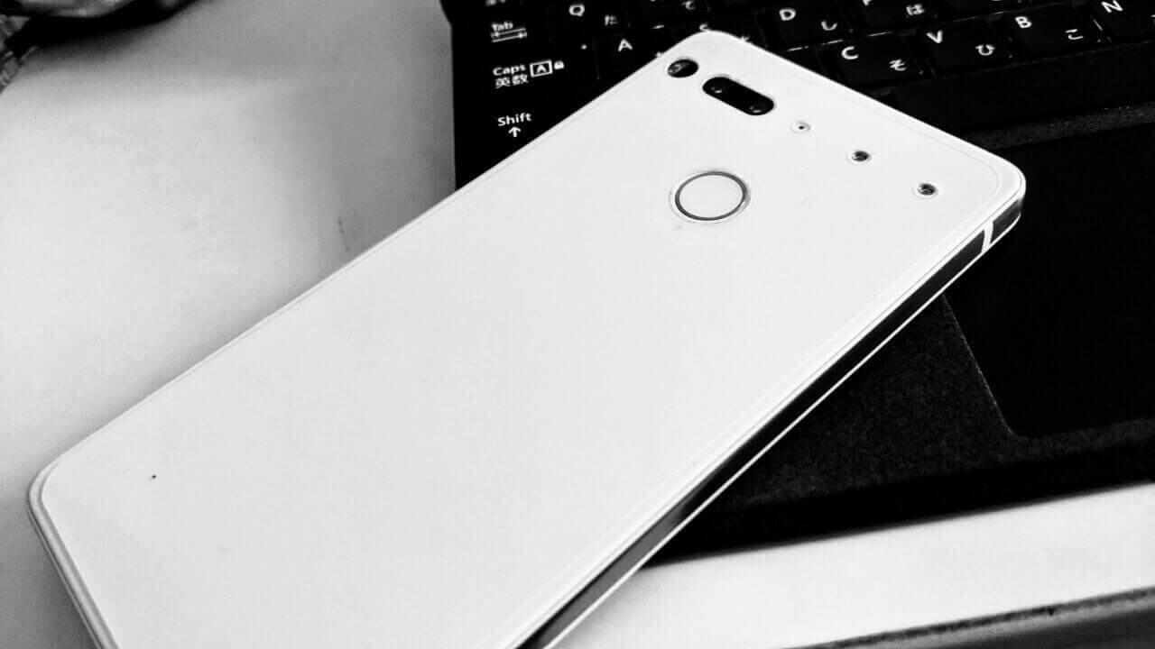 「Essential Phone」Android 10でKDDI電波を掴まない?