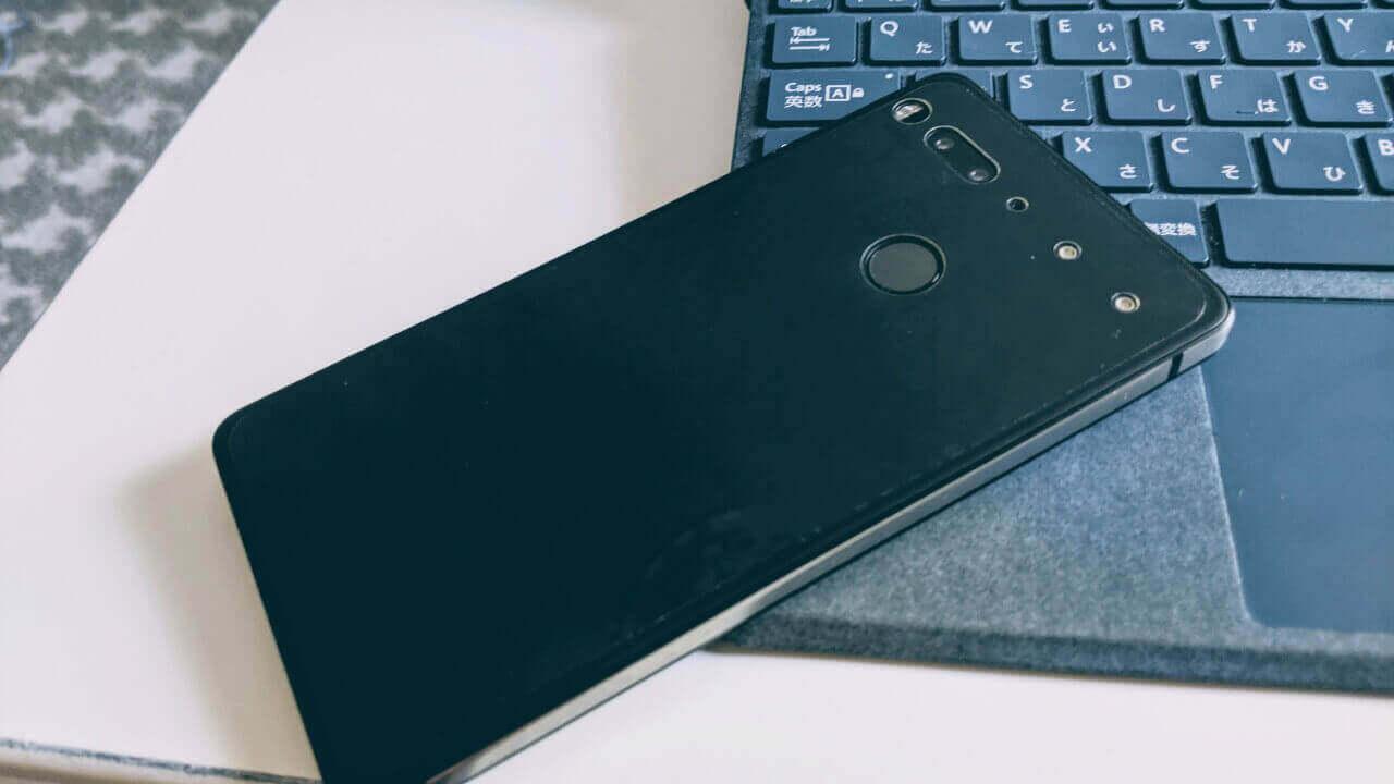 「Essential Phone 2」は早期テスト段階?