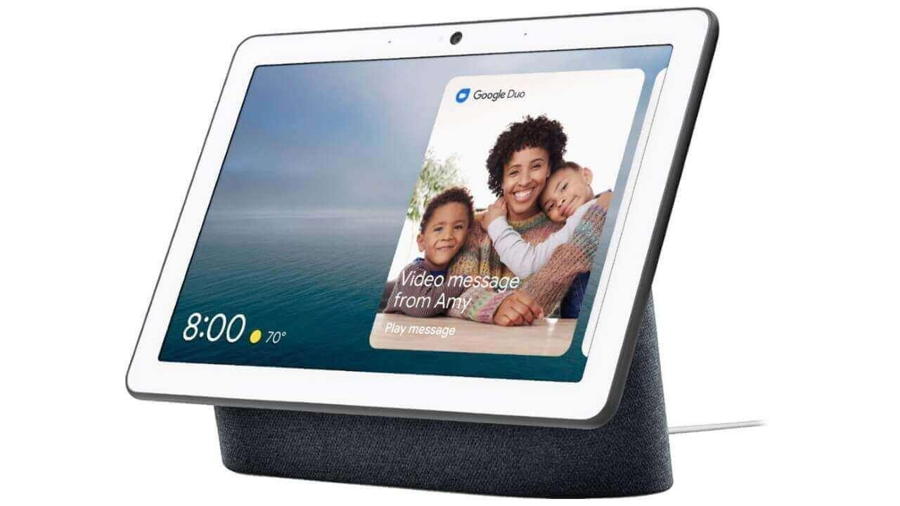 Googleストアで「Nest Mini」「Nest Hub Max」「Chromecast」3製品が特価【2月14日まで】