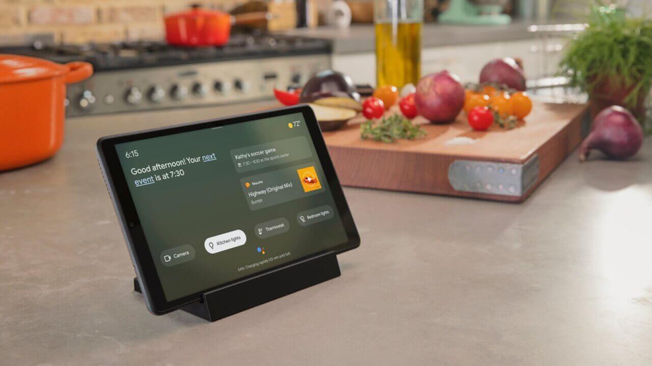 「Google アシスタント」の新UI「アンビエントモード」発表