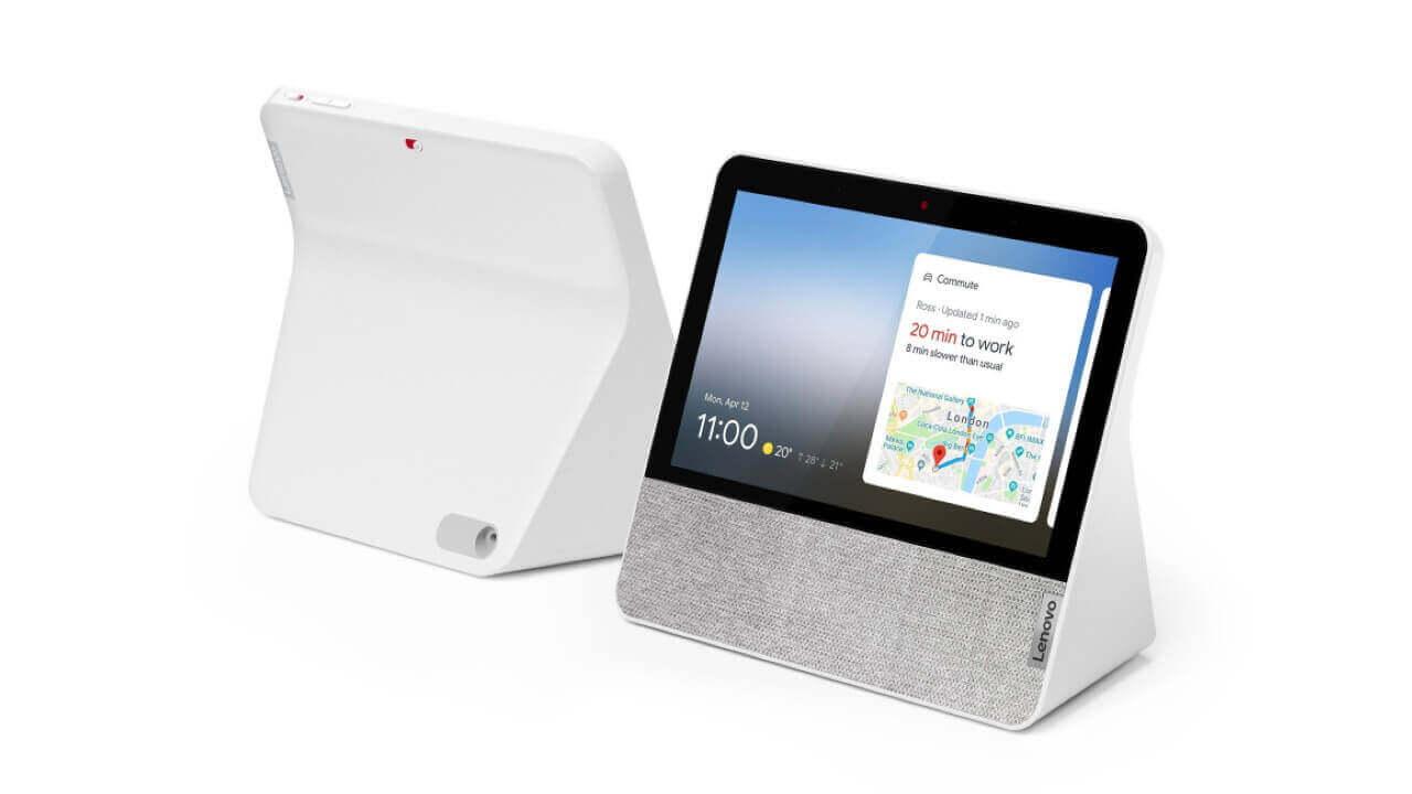 B&H、日本未発売「Lenovo Smart Display 7」を$30引き&直輸入可能