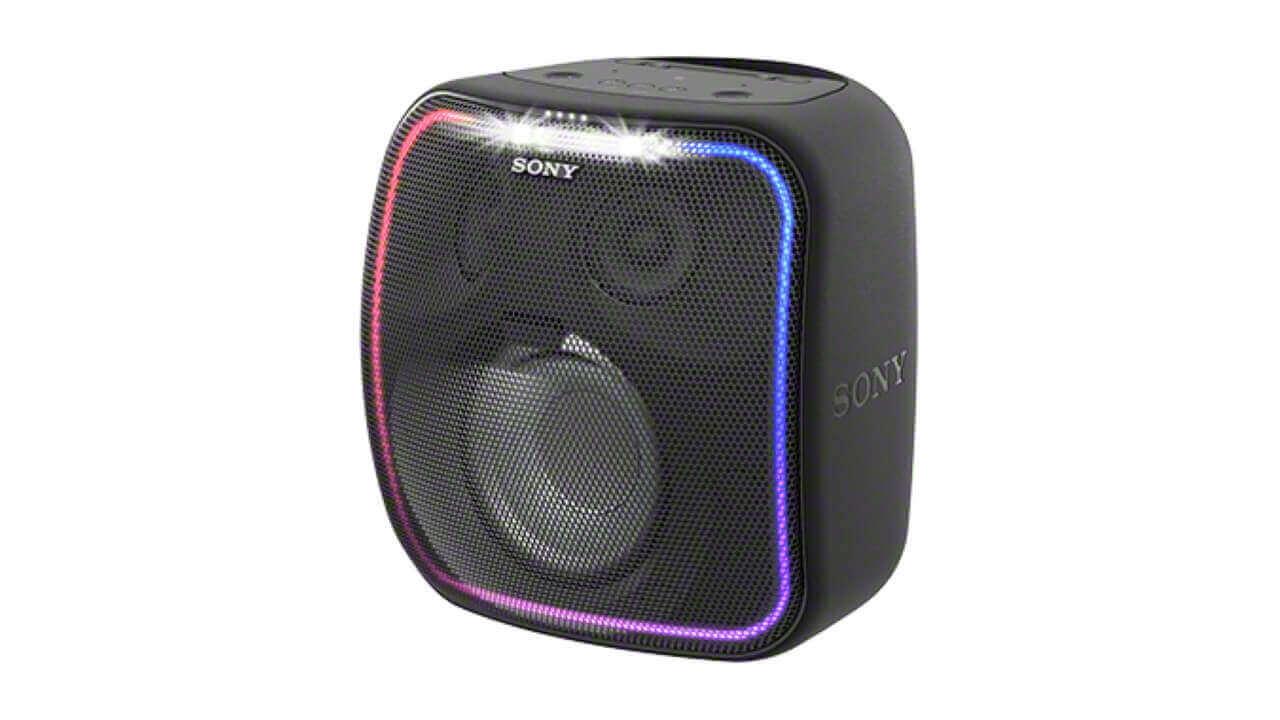 ビックカメラ、Sonyスマートスピーカー「SRS-XB501G」を値下げ