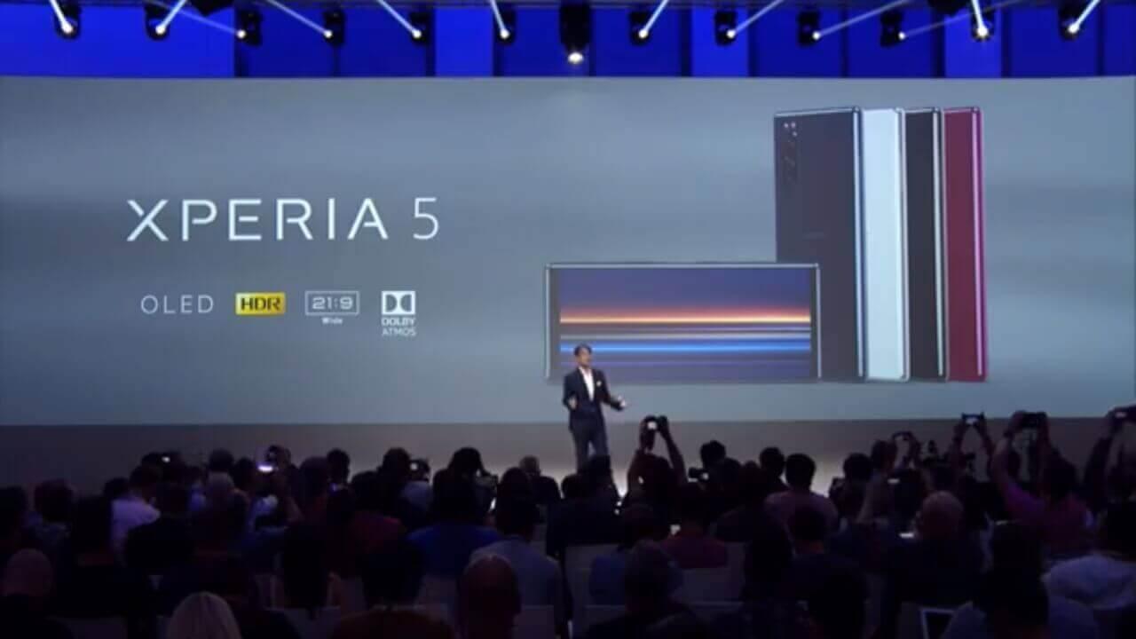 イオシスにデュアルSIM版「Xperia 5」が入荷