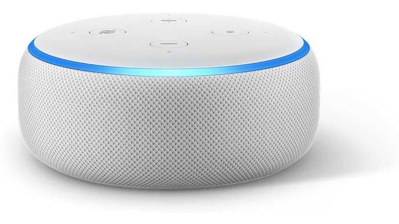 第3世代「Echo Dot」が「Amazon Music Unlimited」2か月無料付きで超特価!