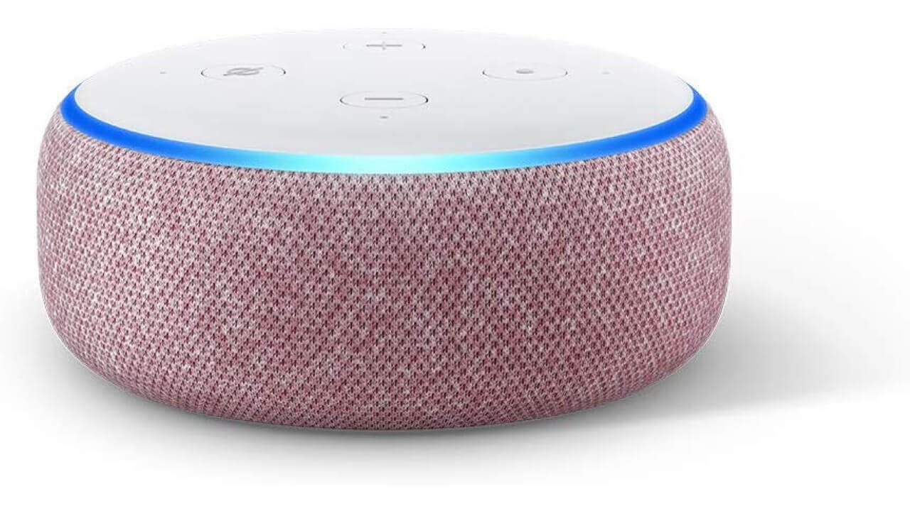 第3世代「Echo Dot」+「Amazon Music Unlimited」4ヶ月分が特価