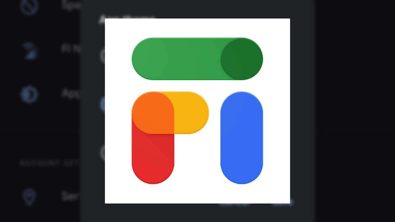 Android「Google Fi」がテーマ設定をサポート