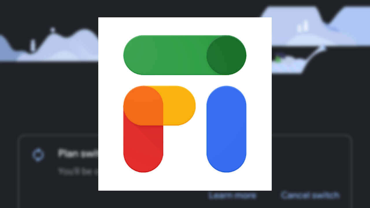 「Google Fi」アプリがダークモードに【レポート】